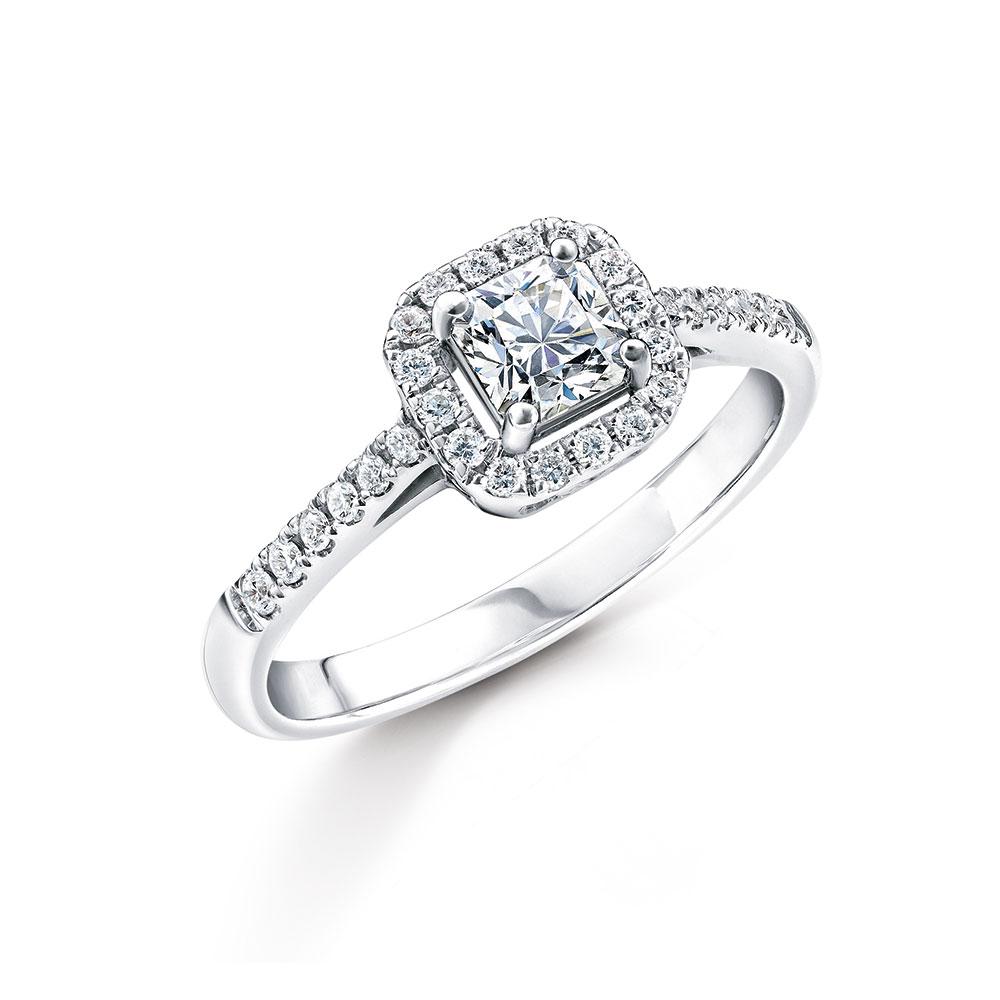 Engagement Ring Poh Kong