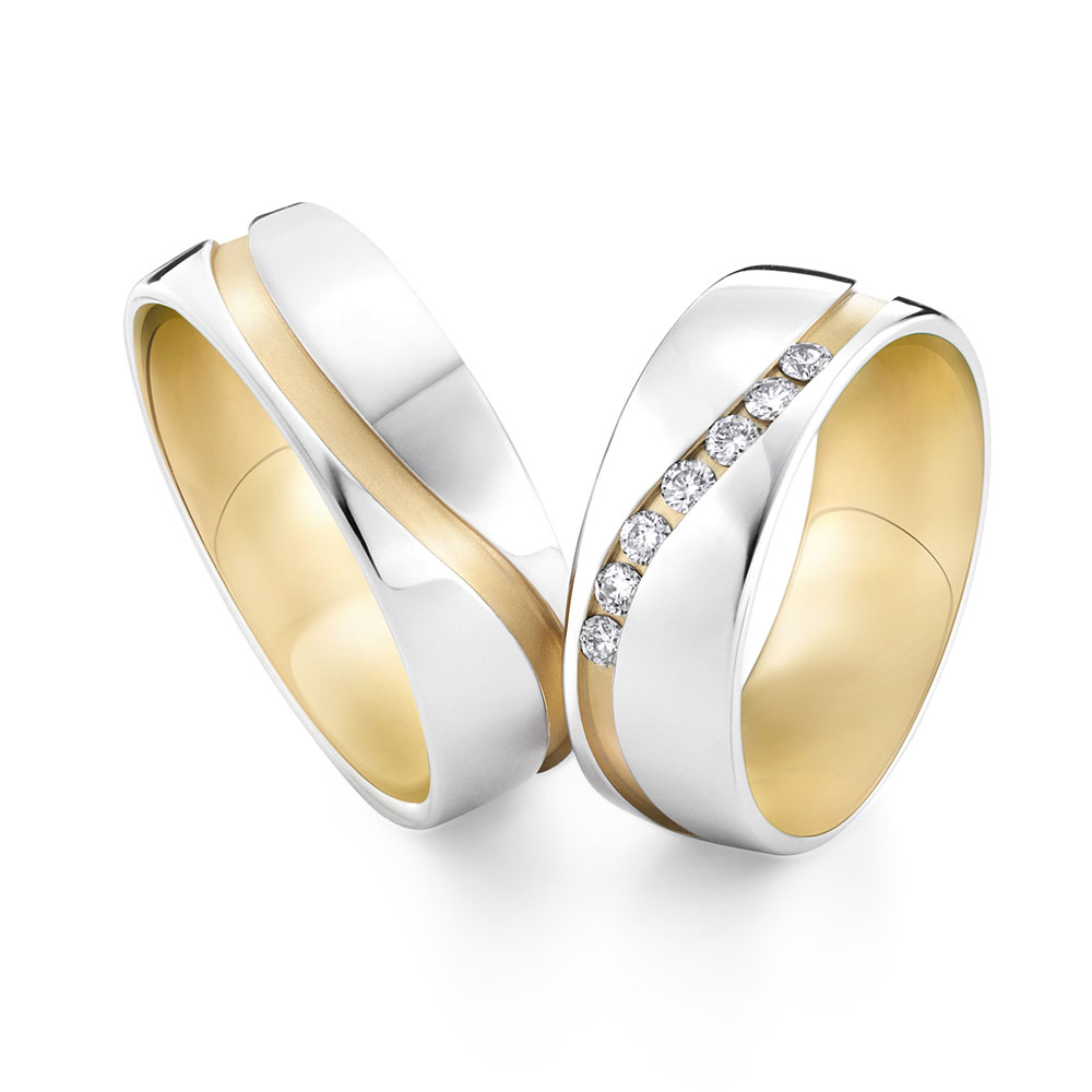 Couple Ring - Poh Kong