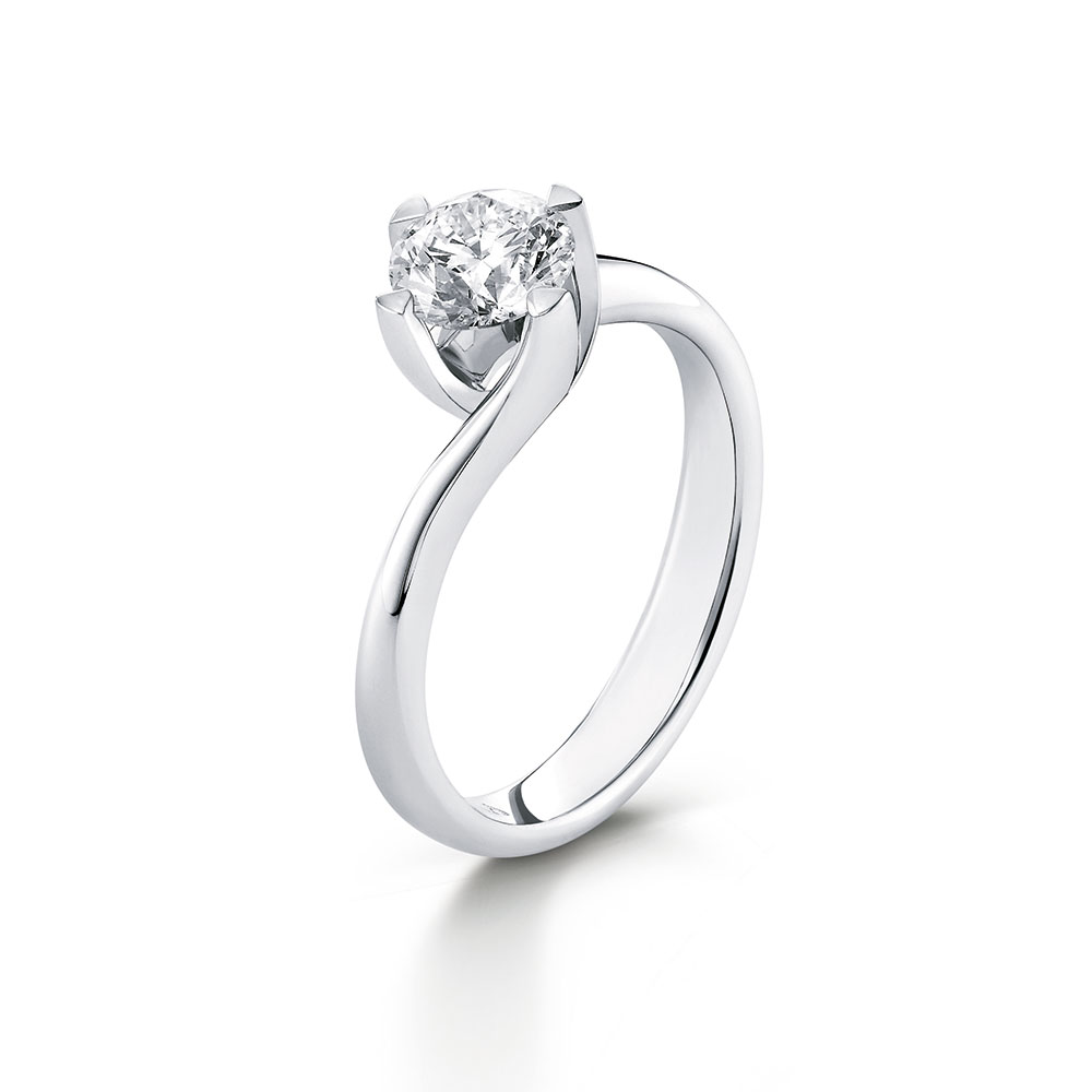 Engagement Ring - Poh Kong