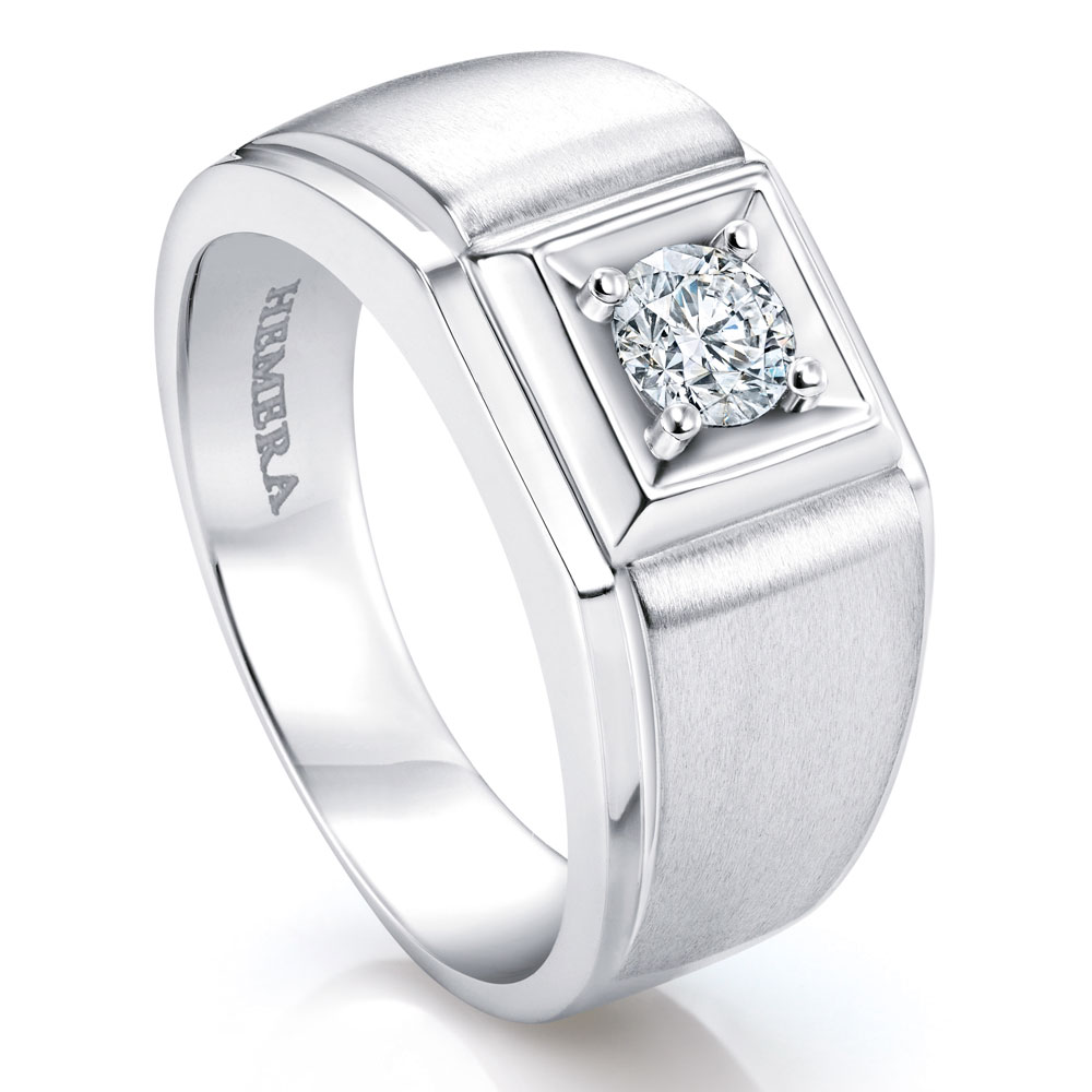 Hemera Diamond Ring For Him