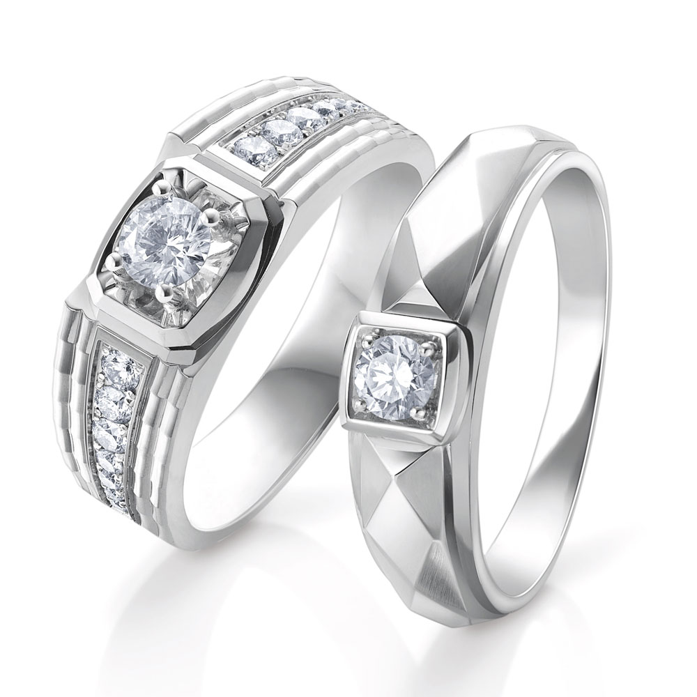 Couple Ring Poh Kong