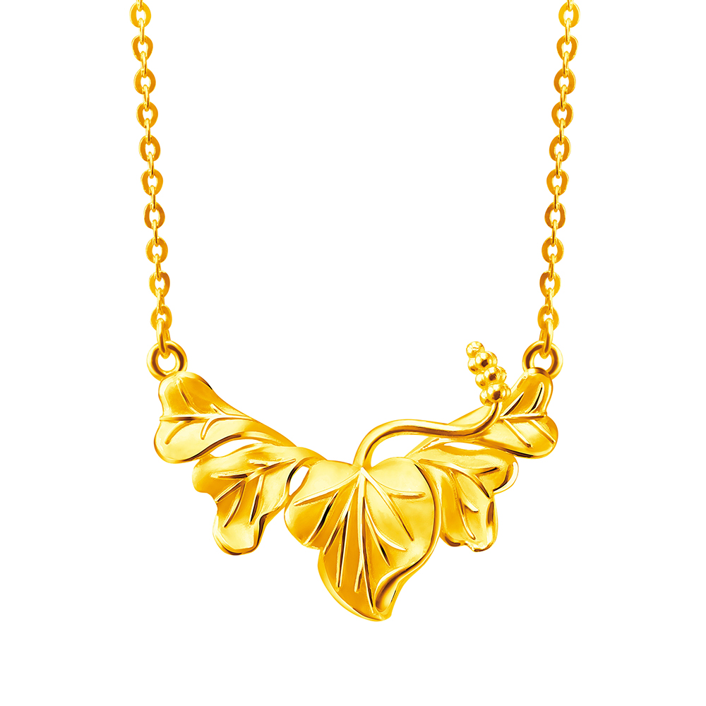 Latest Gold Necklace Designs Poh Kong